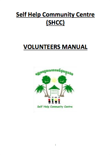 Volunteer Manual